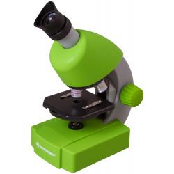 Микроскоп Bresser Junior 40x-640x, зеленый